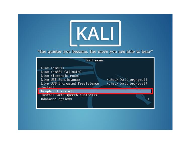 Как сделать загрузочную флешку linux kali linux
